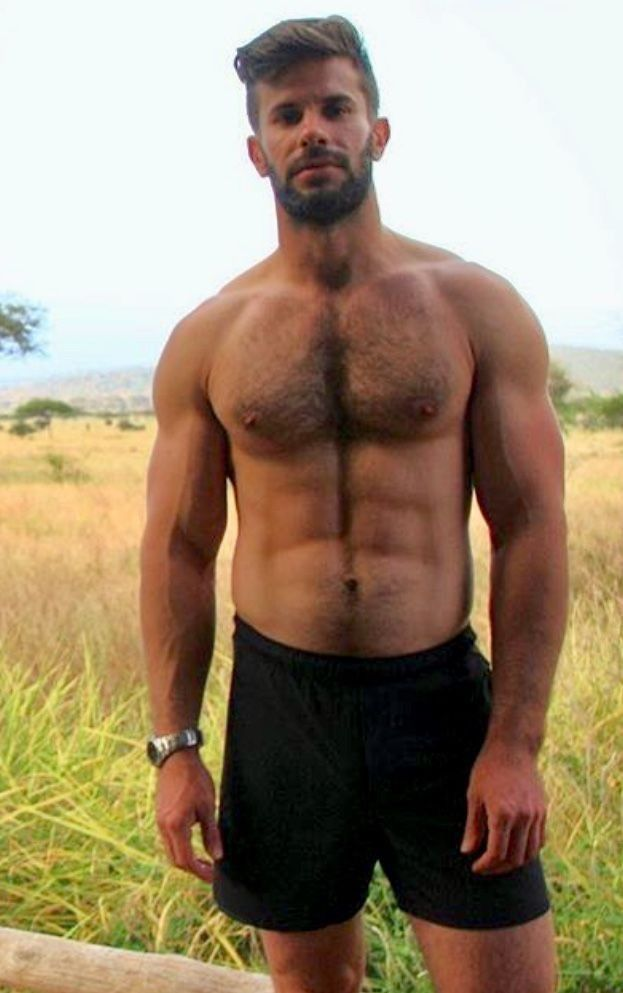 Hot hairy men pictures