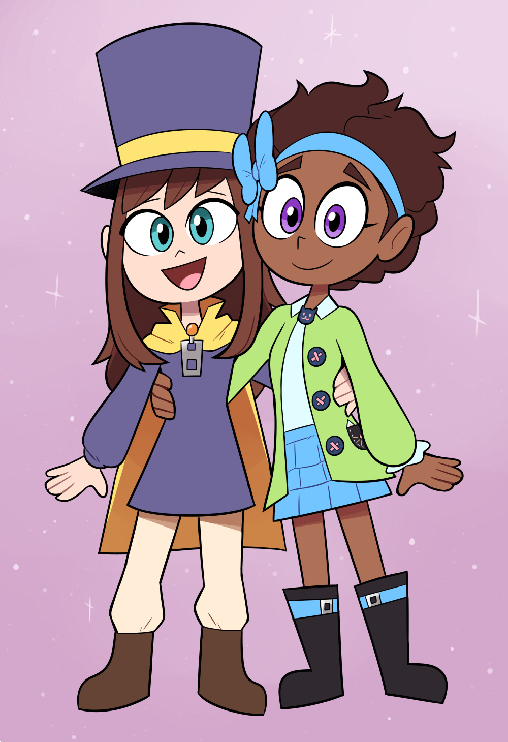 A hat in time r34