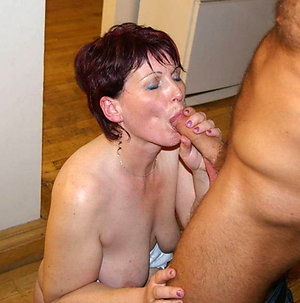 Sexy naked woman blowjobs
