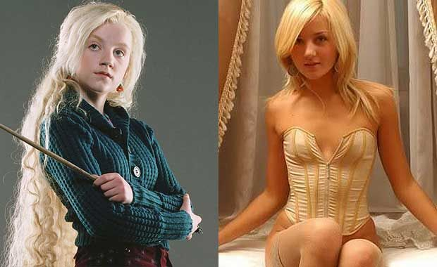 Evanna lynch hot pictures