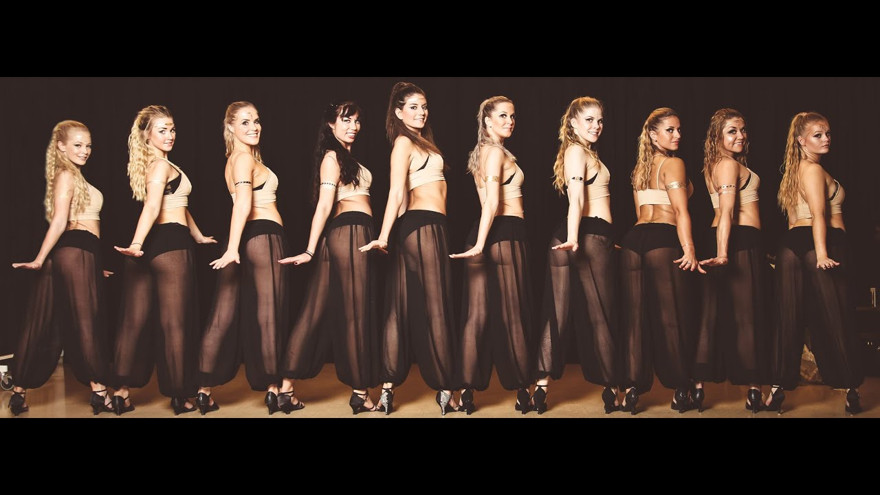 Niket girls the show