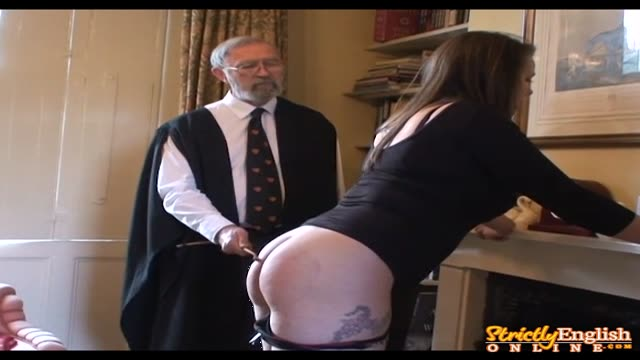 Strictly spanking videos