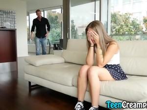 Teen girls spanked and fucked videos